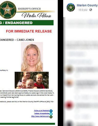 ABD'de kan donduran cinayet: Annenin cesedinin yakınında çocukların kalıntıları bulundu