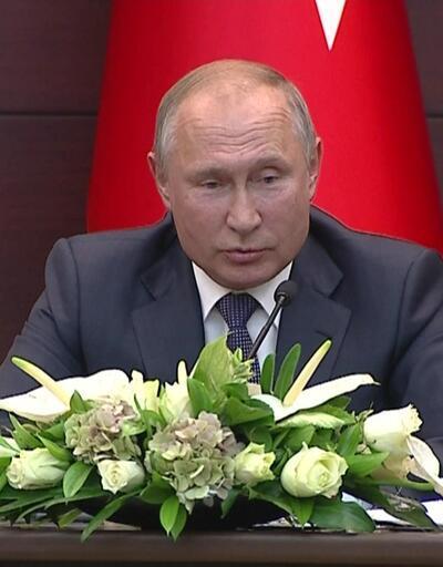 Putin'den imalı cevap