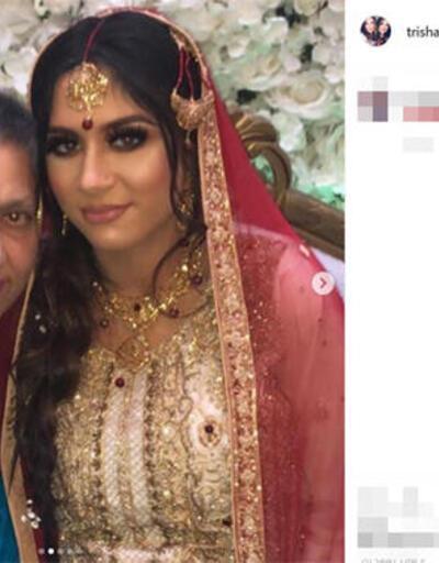 Zayn Malik'in kardeşi evlendi