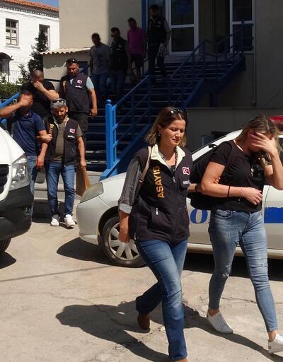 Fuhuş çetesinin 'Hayalet' lakaplı kadın lideri yakalandı