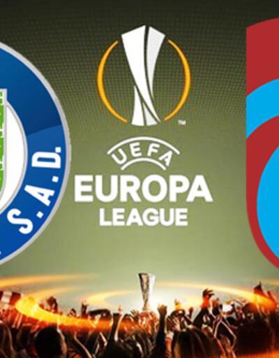 Getafe Trabzonspor UEFA maçı ne zaman, saat kaçta, hangi kanalda izlenecek?