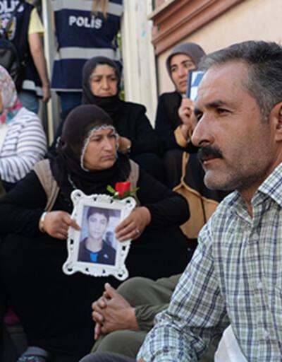 HDP önündeki eylemde 17'nci gün... Aile sayısı 42 oldu