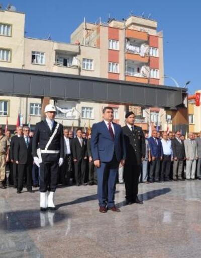 Nizip'te Gaziler Günü kutlandı