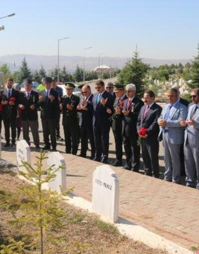 Sivas'ta Gaziler Günü törenle kutlandı