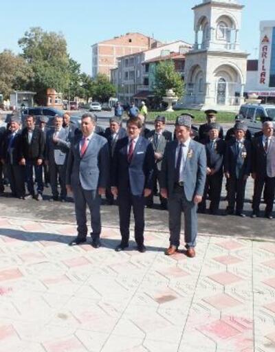 Çay'da Gaziler Günü töreni