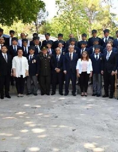 Denizli'de Gaziler Günü kutlandı