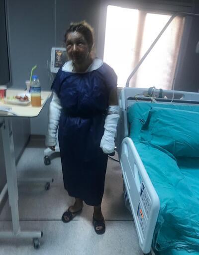 İstanbul'da vahşet: Cezaevinden izinli çıktı, eski eşini yağ ile yaktı
