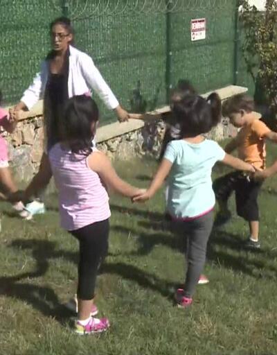 Türkiye'nin ilk alerjik çocuk kreşi