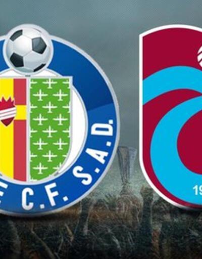 Getafe Trabzonspor CANLI YAYIN