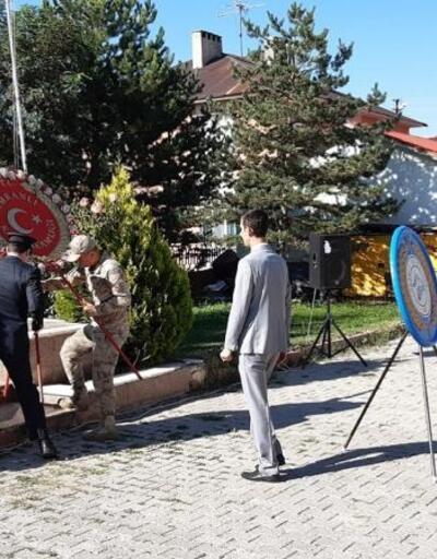 İmranlı'da Gaziler Günü törenle kutlandı