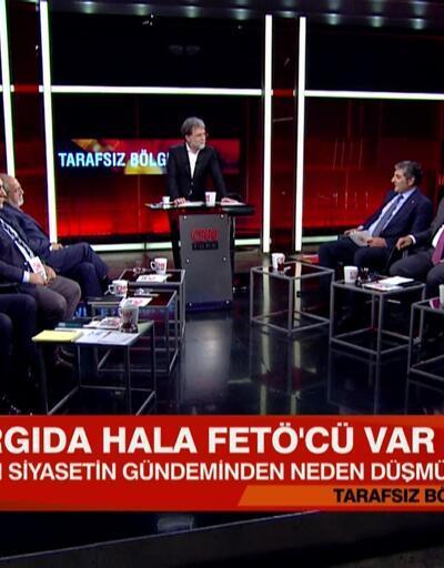 """Yargıda hala FETÖ'cü var mı? """"Maklubeye kaşık sallayanlar"""" sözünün anlamı ne? Tarafsız Bölge'de masaya yatırıldı"""