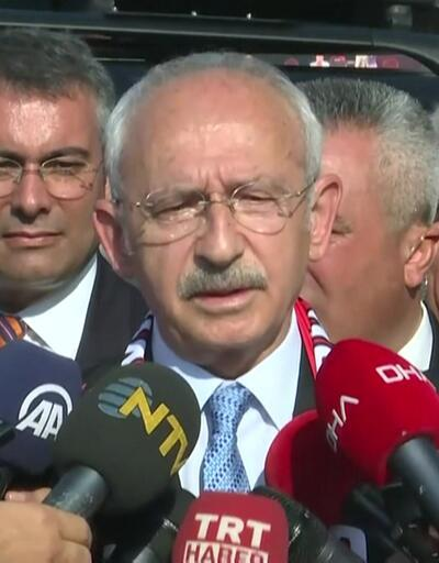 Kılıçdaroğlu: Açıklığa kavuşturulmalı