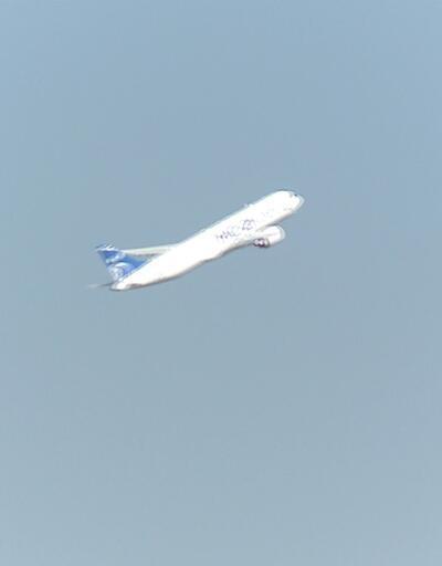 Yeni nesil Rus uçakları TeknoFest'te uçtu