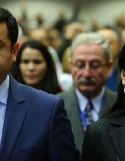 Eski HDP Eş Genel Başkanları Demirtaş ve Yüksekdağ için tutuklama kararı