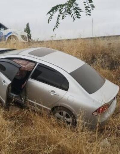 Konya'da 2 ayrı kazada 4 kişi yaralandı.