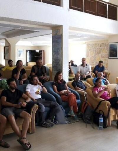 Çamardı'da antrenör semineri tamamlandı