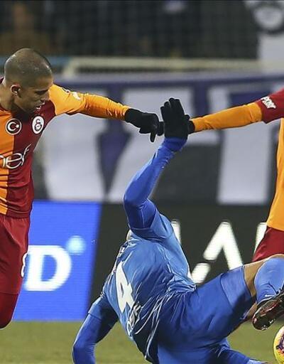 Galatasaray'da iki isim Malatya'ya götürülmedi