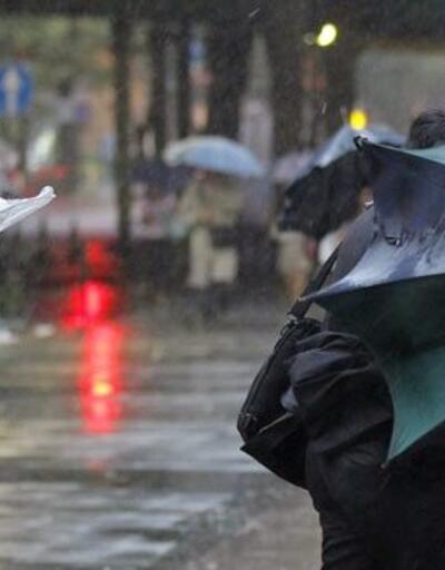 Dikkat! Meteoroloji'den şiddetli rüzgar uyarısı