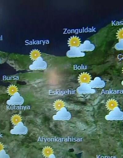 Önümüzdeki hafta hava durumu nasıl olacak?
