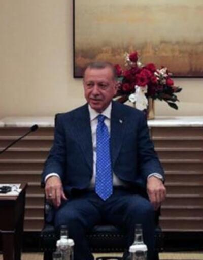 Cumhurbaşkanı Erdoğan'ın ABD'deki diplomasi trafiği başladı