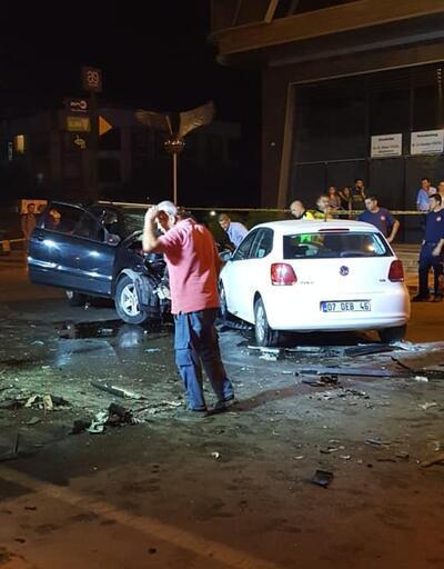 Son dakika... Antalya'da feci kaza: 2 ölü, 6 yaralı