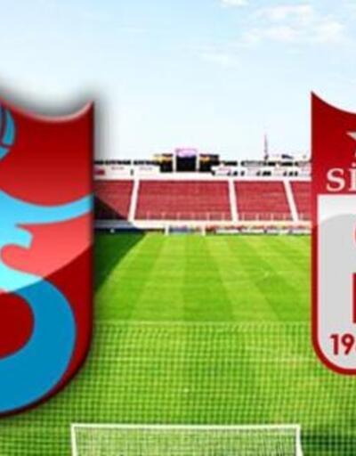 Sivasspor Trbzonspor CANLI YAYIN kanalı ve saati