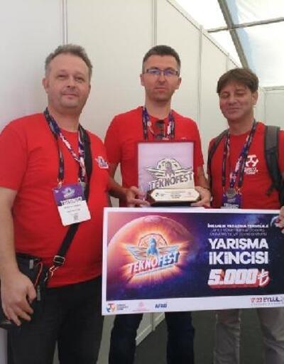 Lüleburgaz  TSO, BİLSEM Teknofest'te Türkiye ikincisi oldu