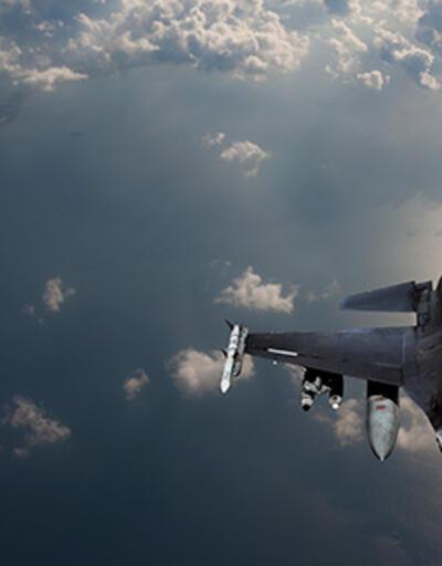 Son dakika... Türk jetlerinden Suriye hava sahasına uçuş