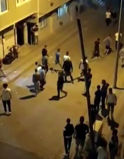 Kaçan kişiyi linçten Suriyeli dükkan sahibi kurtardı