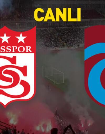 Sivasspor Trabzonspor CANLI YAYIN