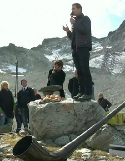 Buzula cenaze töreni düzenlediler
