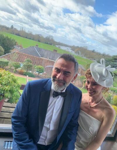 Oyuncu İnci Türkay ile Atilla Saral evlendi