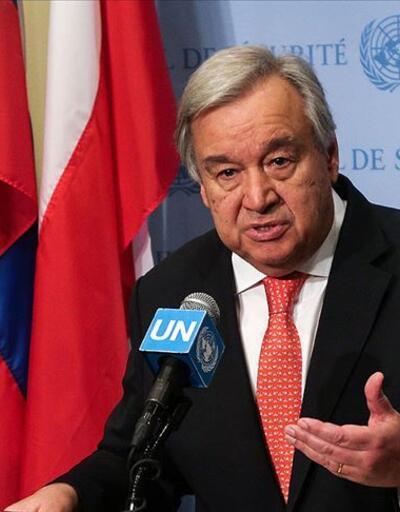 BM: Silahlı çatışma olasılığıyla karşı karşıyayız!