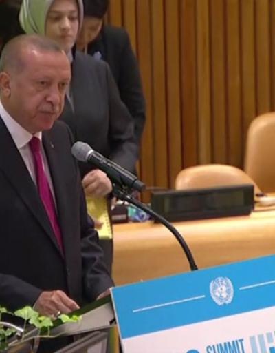Cumhurbaşkanı Erdoğan: Ülkemiz tecrübelerini herkesle paylaşmaya hazırdır