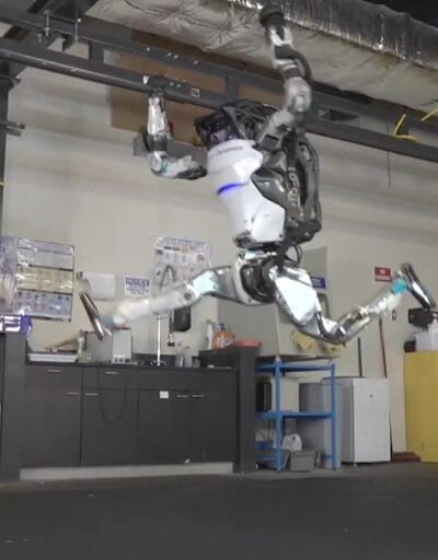Boston Dynamics'in robotu Atlas yine şaşkına çevirdi
