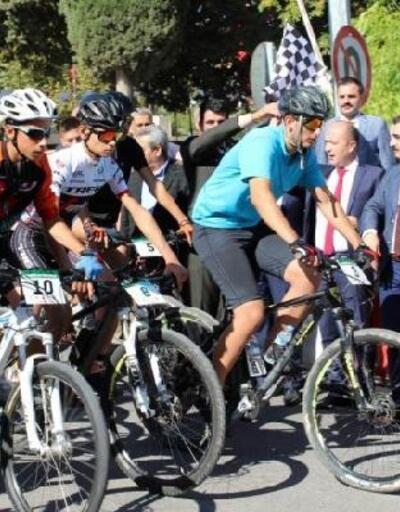 3. Altınözü Dağ Bisikleti Zeytin Kupası bisiklet yarışması