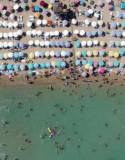 Plajlar iki bakanlığa emanet