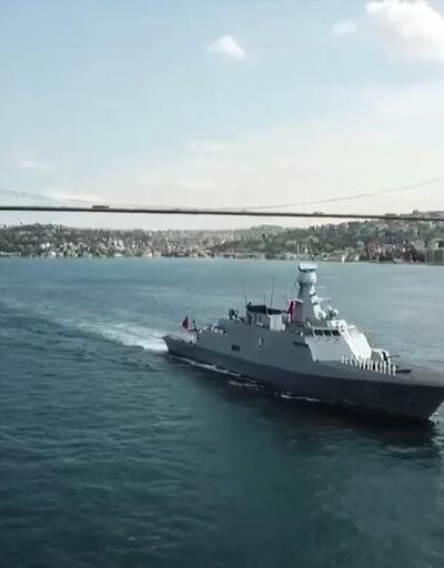 Preveze Deniz Zaferi Beşiktaş'ta kutlanıyor