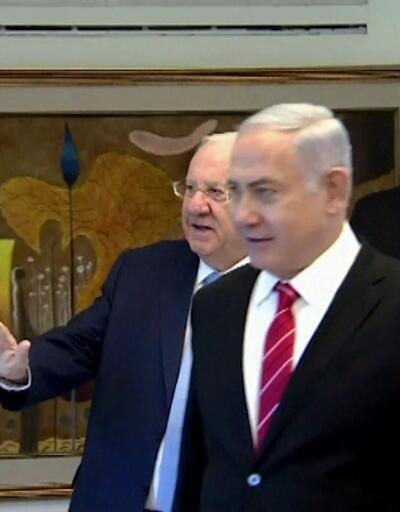 Hükümet kurma görevi Netanyahu'da