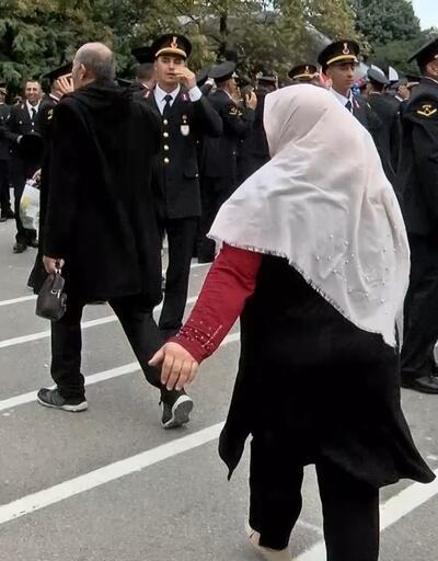 Yüzlerce asker arasında 'Ali'sini böyle aradı!