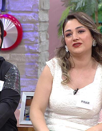 Pınar stüdyoyu terk etti