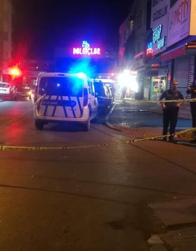 İzmir'de silahlı kavga: 2 yaralı