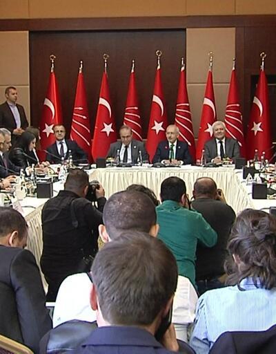 Suriye sorunu 5 ayrı panelde görüşülecek