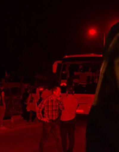 Aydın'da gerilim dolu gece! Kadın yolcu otobüsü 4 saat rehin aldı