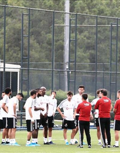 Beşiktaş'ın Trabzonspor maçı kadrosu açıklandı
