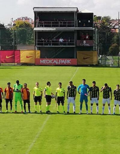 U19'da Galatasaray Fenerbahçe'yi 5-2 mağlup etti