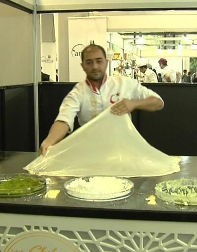 Türkiye'nin tatları Ankara'da buluştu
