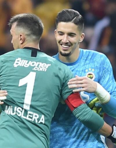 Altay Bayındır: Galatasaray'a başarılar diliyorum
