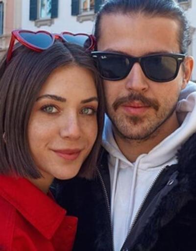 Oyuncu Fulya Zenginer dünya evine girdi