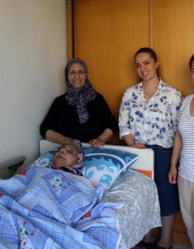 Büyükşehir'den hastalara yatak yardımı